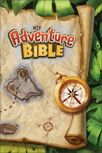 NIV Adventure Bible   2008 9780310715436 Front Cover