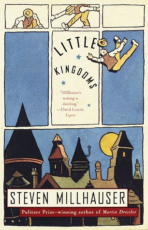 Little Kingdoms  N/A 9780375701436 Front Cover