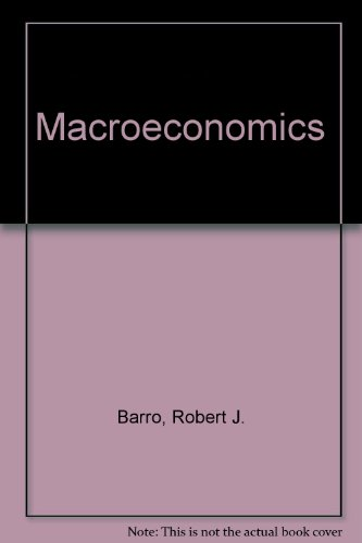 Macroeconomics 4th 1993 9780471575436 Front Cover