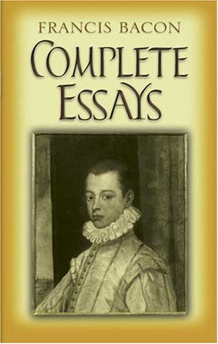 Complete Essays   2008 edition cover