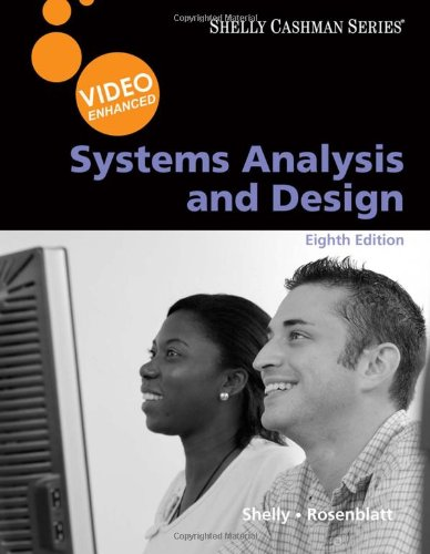 Systems Analysis and Design, Video Enhanced  8th 2011 edition cover