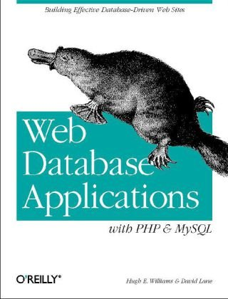 Web Database Applications with PHP and MySQL  2nd 2004 edition cover