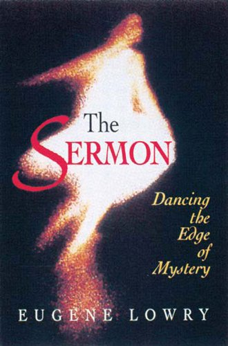 Sermon Dancing on the Edge of Mystery N/A 9780687015436 Front Cover