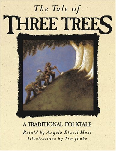 Tale of Three Trees   1989 edition cover