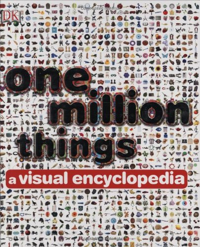 One Million Things A Visual Encyclopedia  2008 edition cover
