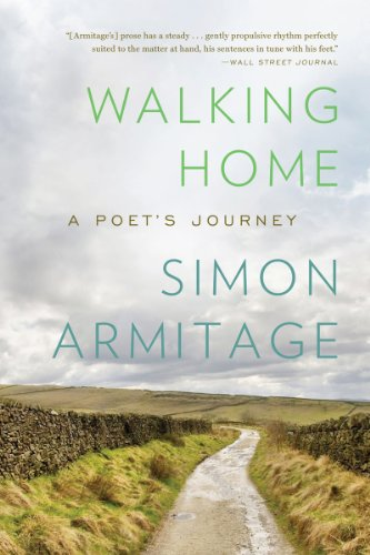 Walking Home A Poet's Journey N/A 9780871407436 Front Cover