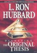 Dianetics: The Original Thesis  2007 edition cover