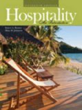 Hospitality: An Introduction  2014 edition cover