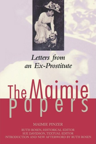 Maimie Papers Letters from an Ex-Prostitute 2nd edition cover