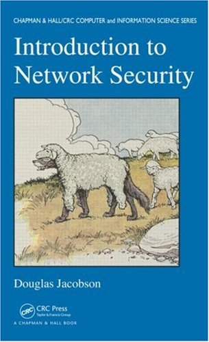 Introduction to Network Security   2008 edition cover