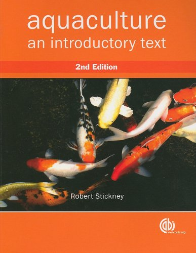 Aquaculture An Introductory Text 2nd 2009 9781845935436 Front Cover