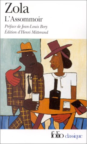 L'ASSOMMOIR 1st edition cover