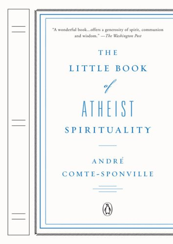 Little Book of Atheist Spirituality   2008 edition cover