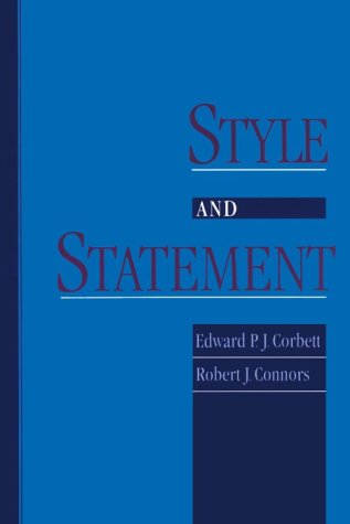 Style and Statement   1998 (Reprint) edition cover