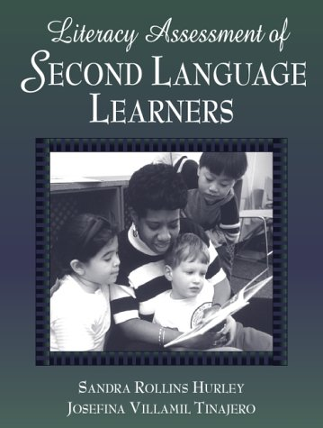 Literacy Assessment of Second Language Learners   2001 edition cover