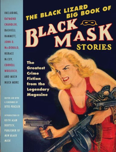 Black Lizard Big Book of Black Mask Stories  N/A edition cover