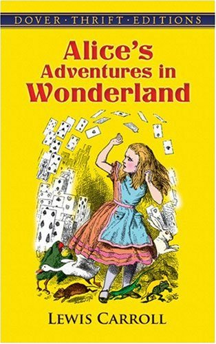 Alice's Adventures in Wonderland  Reprint  edition cover