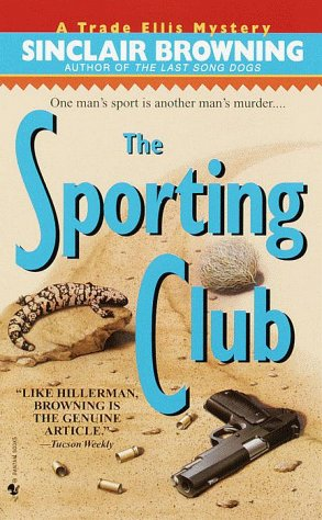 Sporting Club  N/A 9780553579437 Front Cover