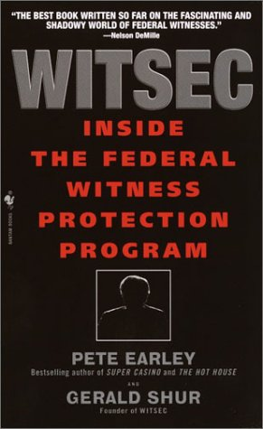 Witsec Inside the Federal Witness Protection Program N/A edition cover