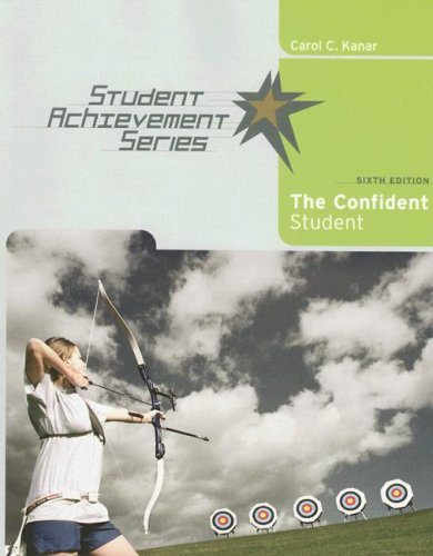 Confident Student  6th 2008 9780618766437 Front Cover