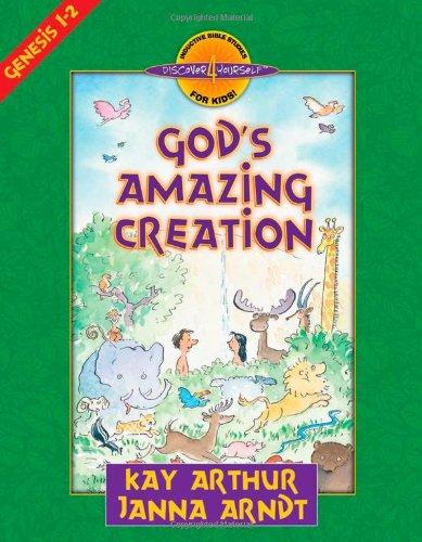 God's Amazing Creation Genesis  2001 edition cover