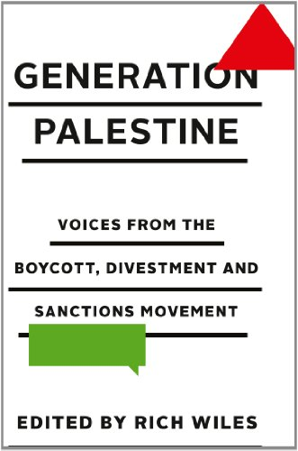 Generation Palestine Voices from the Boycott, Divestment and Sanctions Movement  2012 9780745332437 Front Cover