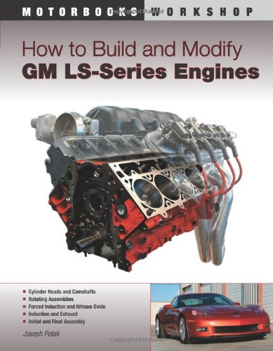 How to Build and Modify GM LS-Series Engines   2009 edition cover
