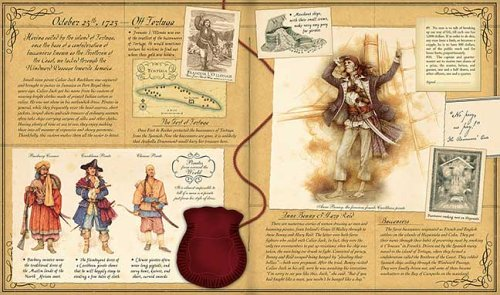 Pirateology The Pirate Hunter's Companion  2006 edition cover