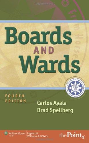Boards and Wards  4th 2009 (Revised) edition cover