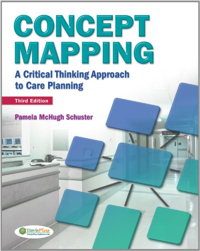 Concept Mapping A Critical-Thinking Approach to Care Planning 3rd 2012 (Revised) edition cover