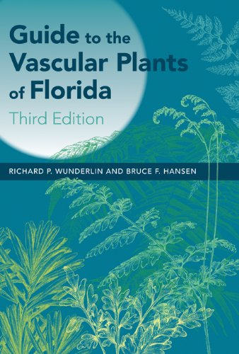 Guide to the Vascular Plants of Florida  3rd 2011 edition cover