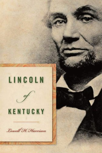 Lincoln of Kentucky  N/A edition cover