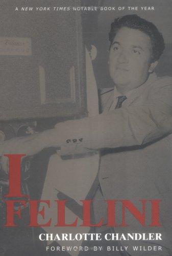 I, Fellini   2001 edition cover
