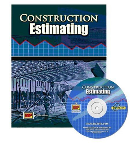 Construction Estimating   2008 edition cover