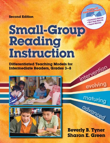 Small-Group Reading Instruction Differentiated Teaching Models for Intermediate Readers, Grades 3-8 2nd 2011 edition cover