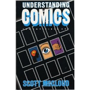 Understanding Comics The Invisible Art 2nd (Reprint) edition cover