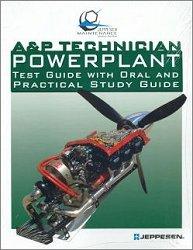 A+P TECHNICIAN POWERPLANT TEST GDE.+SG N/A edition cover