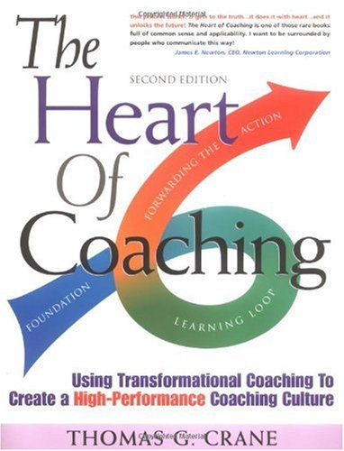 Heart of Coaching 4th 2012 edition cover