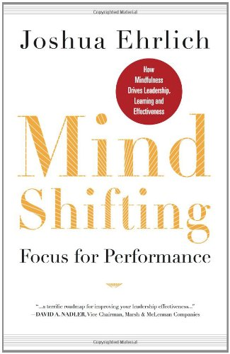 MindShifting Focus for Performance  2012 9780983198437 Front Cover