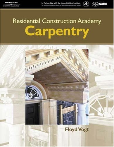 Carpentry   2003 9781401813437 Front Cover