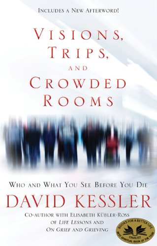 Visions, Trips, and Crowded Rooms Who and What You See Before You Die N/A 9781401925437 Front Cover
