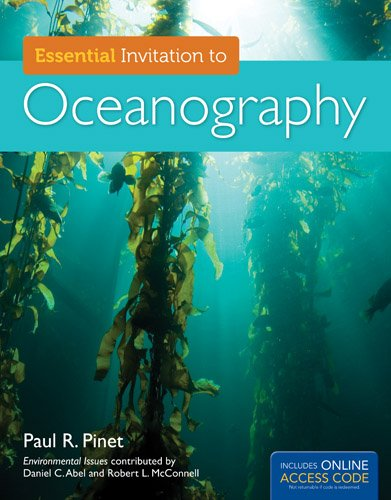 Essential Invitation to Oceanography   2014 edition cover