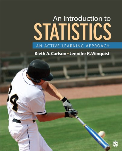 Introduction to Statistics An Active Learning Approach  2014 edition cover