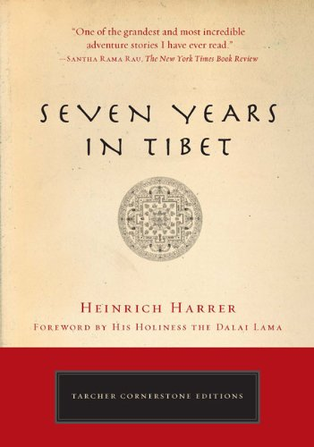 Seven Years in Tibet  N/A edition cover