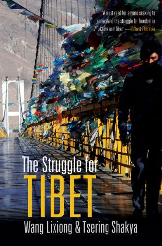 Struggle for Tibet   2009 edition cover