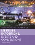 Planning and Management of Meetings, Expositions, Events and Conventions   2015 edition cover