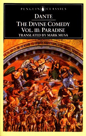 Divine Comedy Paradise 3rd 1986 edition cover