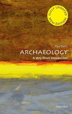 Archaeology  2nd 2012 edition cover