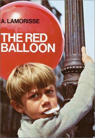 Red Balloon  N/A edition cover