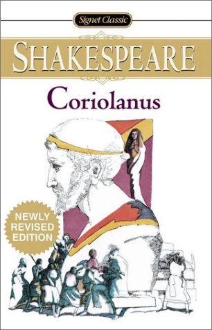 Coriolanus  2nd 2002 (Revised) edition cover